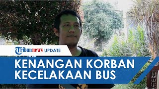 Senyum Terakhir Riri, Korban Tewas Kecelakaan Bus di Subang kepada sang Suami, Harun: Gak Kuat Aku