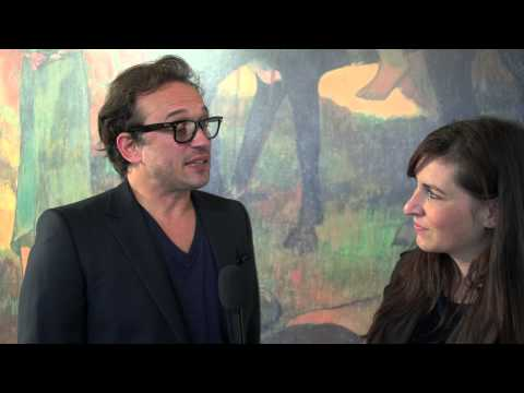 Interview avec Vincent Perez, Exposition Paul Gauguin