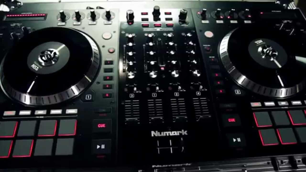 Numark NS7 II DJ Controller Driver Download