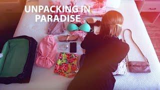 Unpacking in Paradise   Loews Sapphire Falls ...