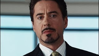 "Я - Железный Человек. Конец фильма ""Железный Человек"" (2008) ● 1080p"