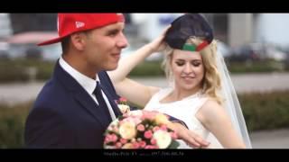 Positive wedding video 2015!!! Свадебный клип Анны и Максима в Житомире смотреть до конца
