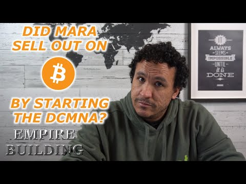Did Marathon patent sellout on Bitcoin by starting the (DCMNA)