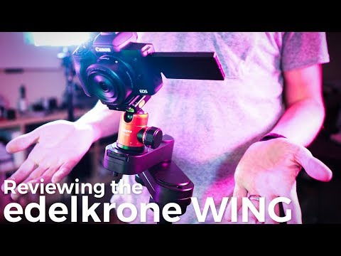 Is the NEW Edelkrone Wing THE BEST SLIDER?? Let's Review!