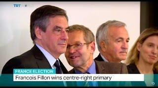 France Election: Francois Fillon Wins Centre-right Primary