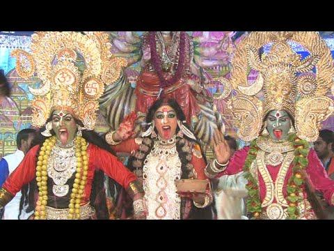 Maa kaali ka tandav | 3 Maa kali Ki Jhanki | Live Jagran Video | Aryan And Jagran party