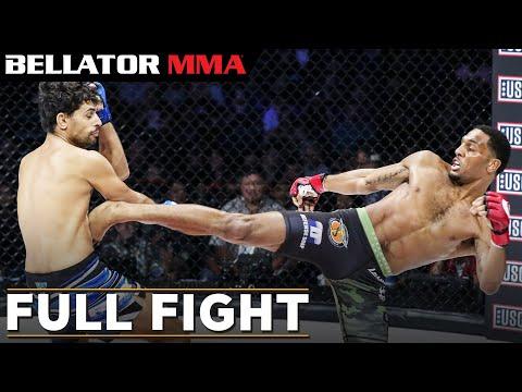 Full Fight | AJ McKee vs. Daniel Crawford - Bellator 212