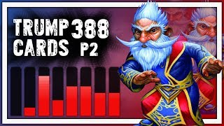 Hearthstone: Trump Cards - 388 - Doing the Millhouse - Part 2