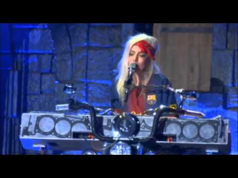 Lady Gaga Born This Way Barcelona (Concert Full) 06/10/2012