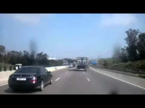 casablanca to rabat City on the road | Morocco country,