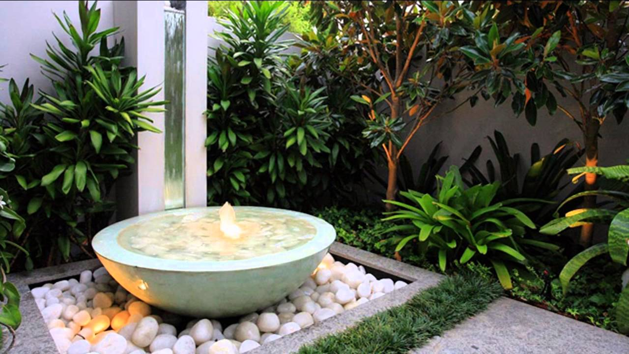 Garden Ideas] Garden landscape ideas Pictures Gallery - YouTube