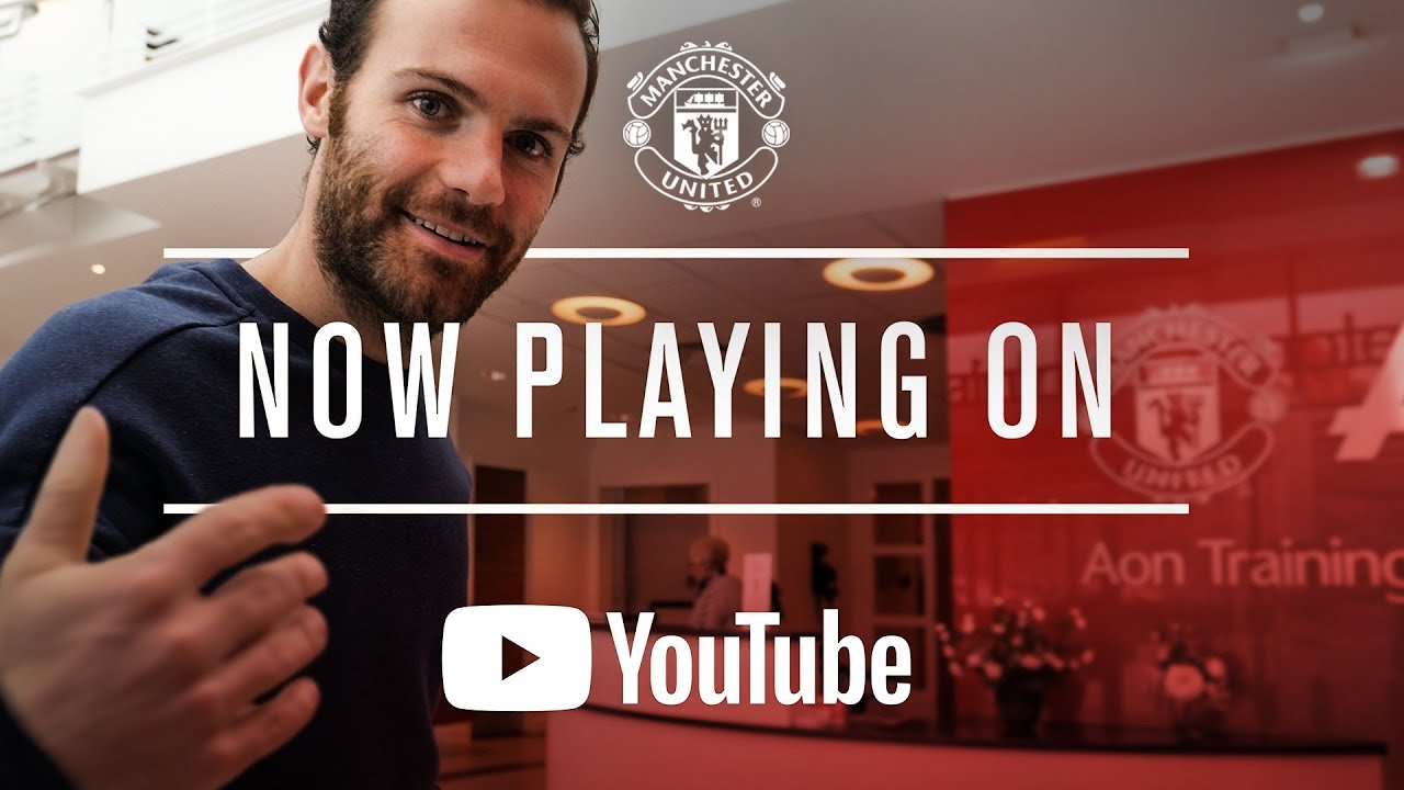 Manchester United | Now Playing on YouTube - YouTube