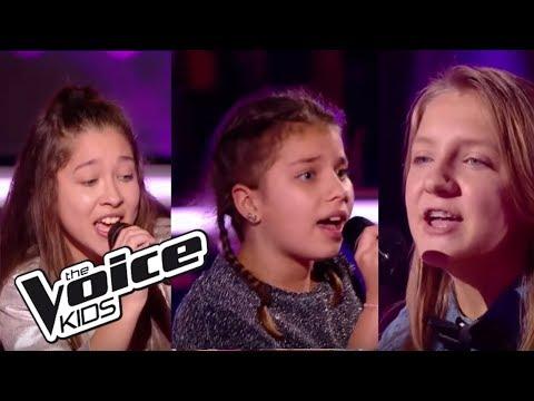 "Ilyana / Christina / Morgane - ""Cheap thrills"" | The Voice Kids France 2017 | Battle"