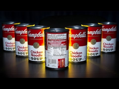 Your canned food could be giving you cancer