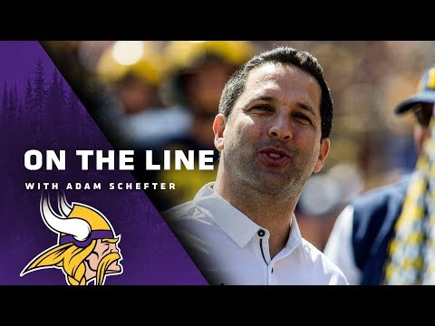 On The Line: ESPN's Adam Schefter Talks Gary Kubiak Hire, Kirk Cousins, Brett Favre As A Viking