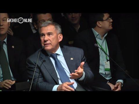 """видео: Минниханов: """"Экологи! Делать вам нечего? Коррупция только увеличится!"""""""