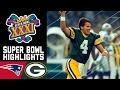 Super Bowl XXXI Recap: Patriots vs. Packers | NFL