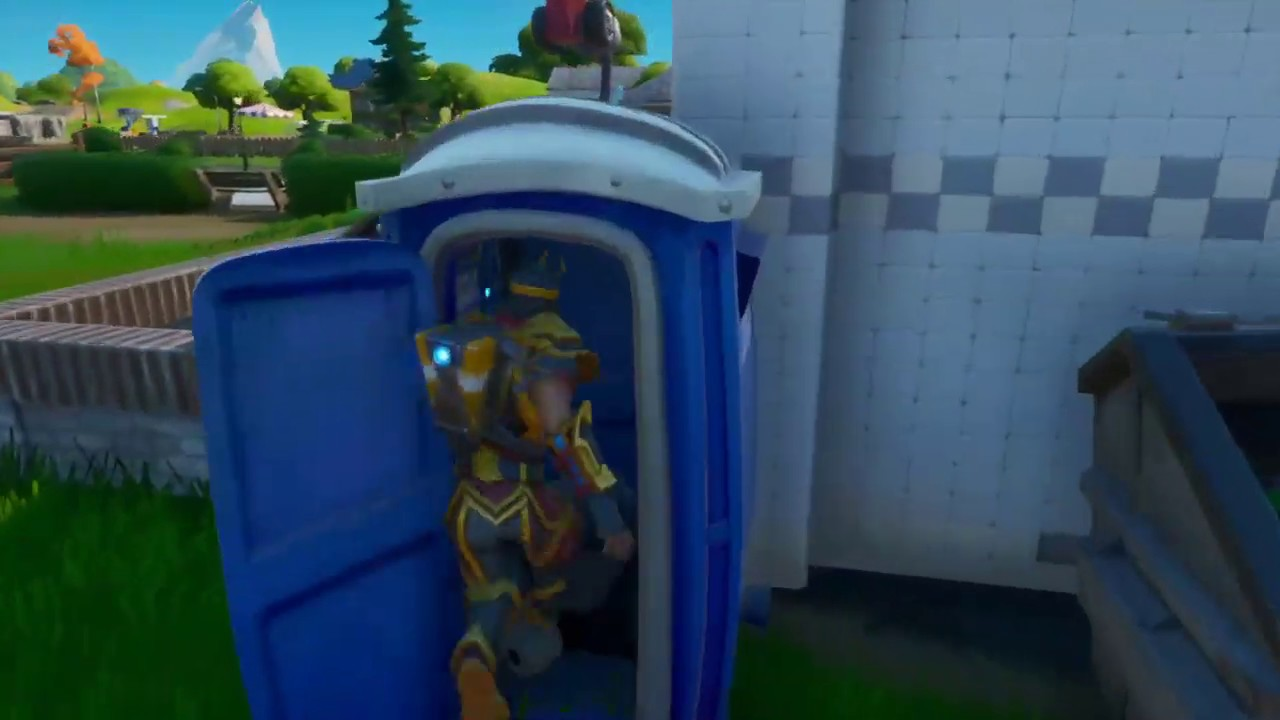 Where To Find Shadow Safe Houses In Fortnite Chapter 2 Season 2
