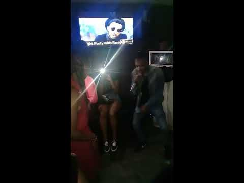 Rankadah at club sevens Nairobi