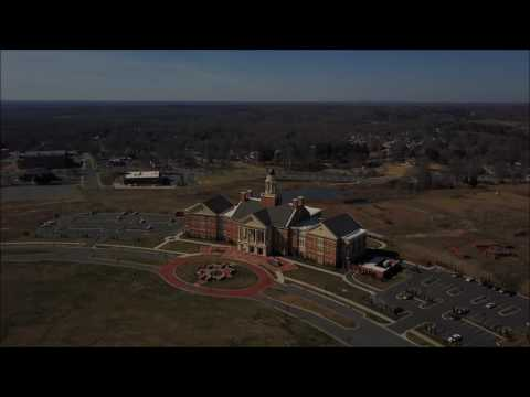 Kannapolis by Air