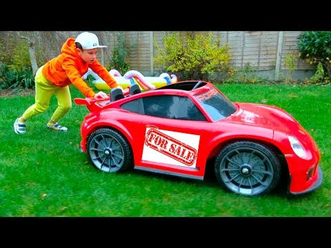 Max play with Ride on toy cars