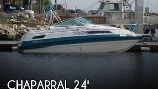 Used 1993 Chaparral Signature 24 For Sale In Jacksonville, Florida