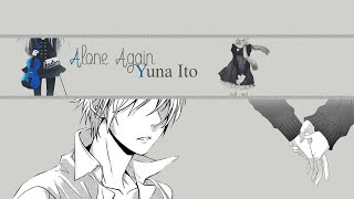 Alone again - Yuna Ito Sub. español