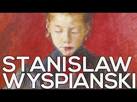 Stanislaw Wyspianski: A collection of 132 works (HD)