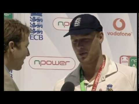 Freddie Flintoff - Ashes 2005 Player Of The Series! *awesome All-round Performance