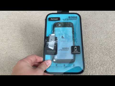 LifeProof iPod touch Case Unboxing