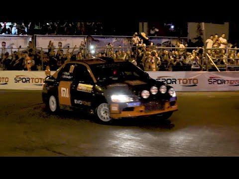 Uğur Soylu - Mehmet Köleoğlu | Mitsubishi Lancer Evo IX | 2019 Rally Turkey