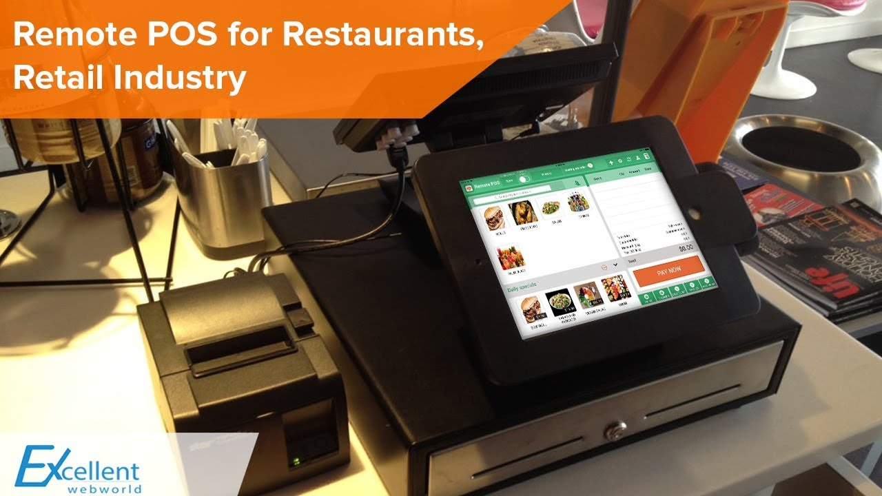 Build Your Own Cloud Based Mobile Pos System Software In 2019