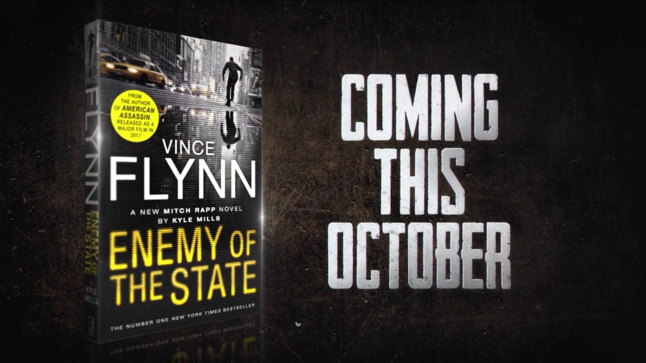 recipe: enemy of the state (a mitch rapp novel) [23]