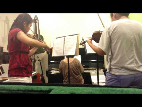 Thousand Years (Violin Duet)
