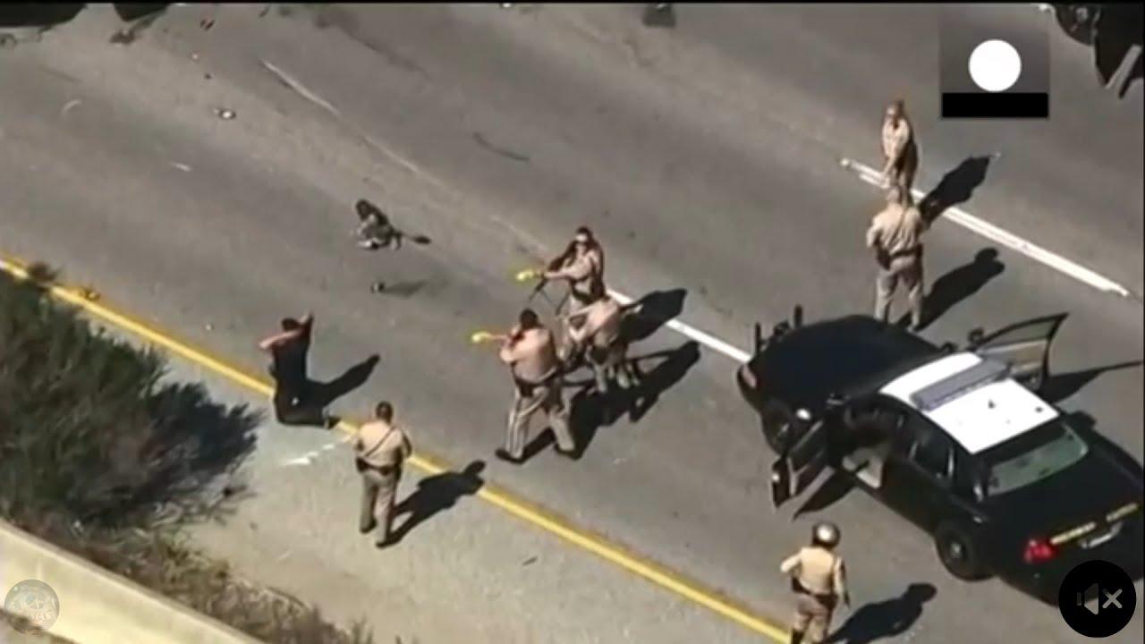 Polícia Americana VS Criminosos #52