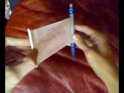 PennaPerCopiare.org - La penna-bigliettino per copiare in ...