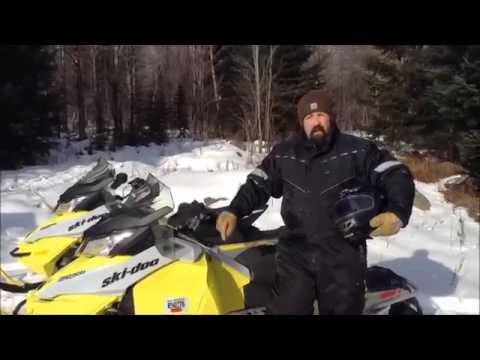 Snowmobile Rentals At The Cabins At Lopstick, Pittsburg NH