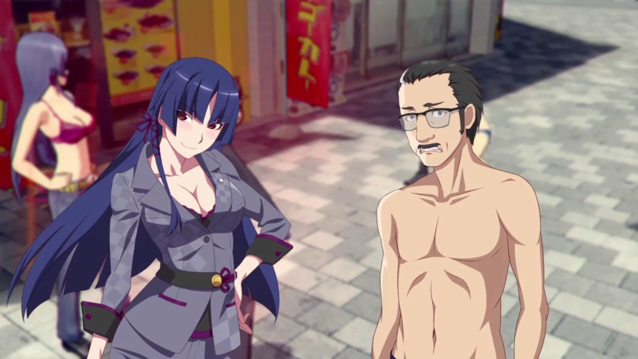 akiba trip shion ending a relationship