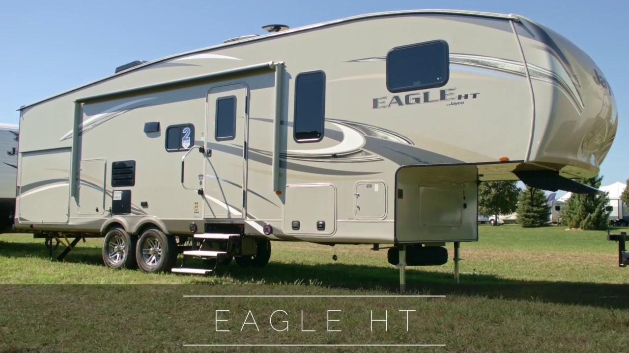 2017 Jayco Eagle HT Fifth Wheel Trailers
