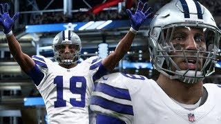 Crazy Cowboys Debut! ZEKE 79 Yard Rushing TD! [Madden 19 Career Mode #5]