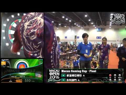 Macau Gaming Cup 2016 Final - Wynn Vs Melco Crown