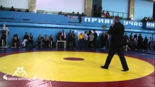 74kg Puziy vs Homenko