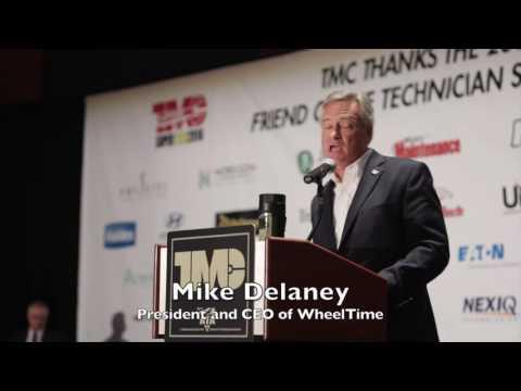 Mike Delaney WheelTime