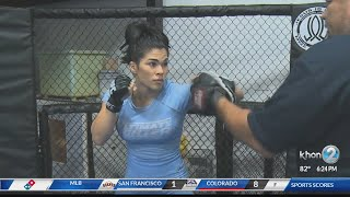 Waianae's Ostovich on upcoming UFC fight: 'I just want to put on a good show for Hawaii'