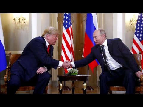 """NATO members """"anxious"""" about Trump meeting with Putin"""