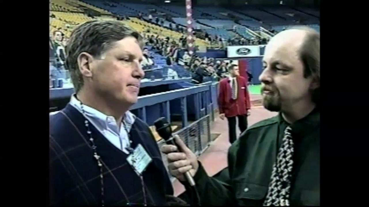Tom Seaver - Mets  4-8-99