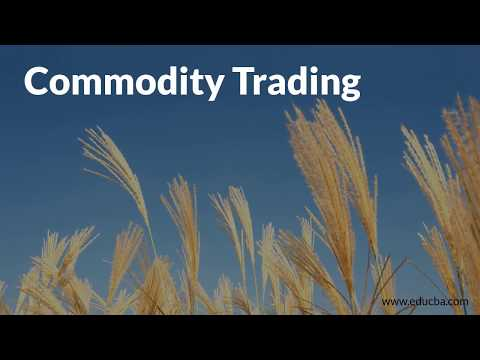 How Commodity Market works
