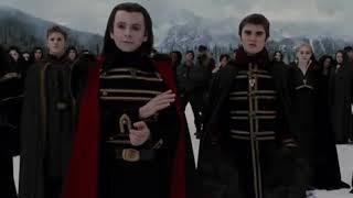 Aros speech/ the start of the battle