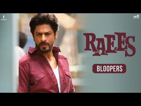 Raees | Bloopers | Shah Rukh Khan,...