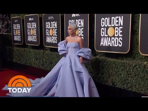 Golden Globes Red Carpet Fashion: See The Best-Dressed Stars | TODAY